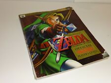 Legend of Zelda: Ocarina of Time Official Strategy Guide (Nintendo Power) POSTER
