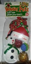 SPOT XMAS CATNIP HOLIDAY SMALL CAT TOY VALUE PACK FREE SHIPPING IN THE USA ONLY