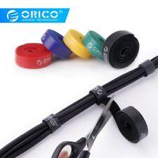 ORICO Colorful Cable Ties (5PCS) Plastic Nylon Mark Label Belting Ribbon 1Meter