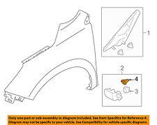 SUBARU OEM 14-16 Forester Fender-Lower Molding Retainer 99045SG000