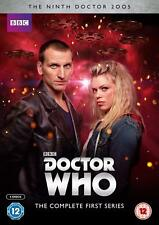 Doctor Who la Completa Primera Temporada 1 (Box Set) [DVD] 1 1ª Series