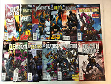 Deathstroke (2011) #0, 1-20 (VF/NM) Complete Set Run DC New 52 1st series