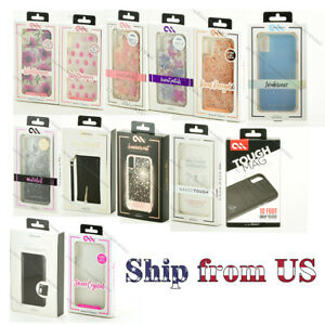 """Case Mate Shockproof Hard Snap Case Cover For 5.8"""" iPhone X / iPhone Xs"""