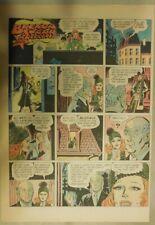 (40) Brenda Starr Sundays 1971 Size: Tabloid: 11 x 15 inches Near Complete Year!