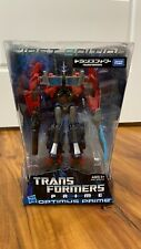 Transformers Takara Prime First Edition Voyager Class Optimus Prime MIB MINT USA