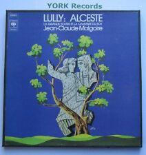 79301 - LULLY - Alceste JEAN-CLAUDE MALGOIRE - Excellent Con 3 LP Record Box Set