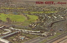 Chrome Postcard ca1960s A576 Sun City Aizona Kings Inn Resort Motor Hotel Posted