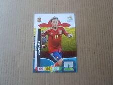 Carte adrenalyn panini - Euro 2012 - Espagne - Juan Mata