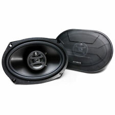 "Hifonics ZS693 800W 6"" x 9"" Zeus Series 3-Way Coaxial Car Stereo Speakers"