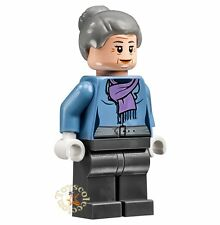 LEGO SUPER HEROES MARVEL - MINIFIGURA AUNT MAY SET 76057 - ORIGINAL MINIFIGURE