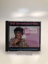 Dionne Warwick - 20 Greatest Hits - Anyone Who Had a Heart