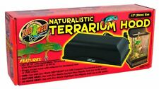 Zoo Med Naturalistic Terrarium Hood, 12-Inch, New, Free Shipping
