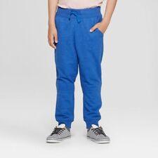 Cat & Jack Boys' Jogger Pants Blue -Size Medium 8/10