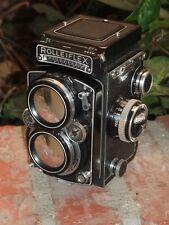Rolleiflex 2.8E 80mm Zeiss Planar Lens