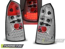 LED Luci Posteriori per Ford Focus mk1 10.98-10.04 STATION WAGON LED CROMO