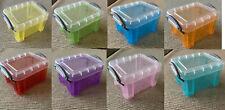"""18"""" doll mini storage box tub bin container organizer New choose color"""