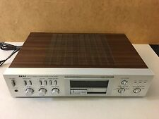 Vintage Akai AM-U3 DC Stereo Integrated Amplifier Computer Controlled Made Japan