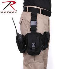 Rothco 10750 Drop Leg Utility Rig - Black