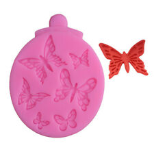 Gadgets Butterfly Silicone Molds Lace Cake Decorating Fondant Mould Chocolate 3D
