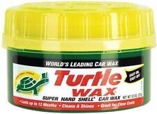 NEW TURTLE WAX T223R 10OZ SUPER HARD SHELL CAR VEHICLE CAR WAX PASTE 6963433