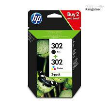 2x HP 302 Drucker Patrone Officejet 3820 Deskjet 2130 Envy 4520 - Spar Preis