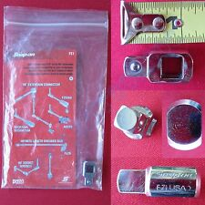 """New Snap On 3/8"""" Extension Connector - FZ1 - Made in USA - Including One (1) FZ1"""