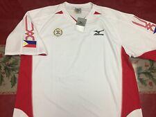 2008 Philippines Azkals Football Soccer Shirt Jersey 2XL Caligdong Era Mizuno