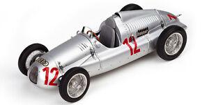 Auto Union Typ D #12 H.P.Müller 1st.Frankreich 1939 - 1:18 CMC limited