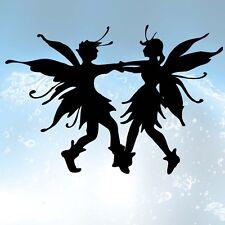 La danse des fées sticker 160x110 mm vinyle graphique car-van Portable Mur