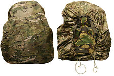 65 - 120 LITRE LARGE WATERPFOOF BERGEN RUCKSACK COVER MULTICAM MTP RIPSTOP NEW