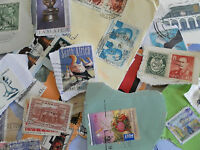 World Charity Selection of Used Stamps 100g