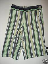 Nwt Gymboree Prep Club Navy Striped Capri Pants 3-6
