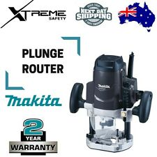 Makita MT Series 12.7mm (1/2in) Plunge Router