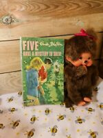 Enid Blyton Vintage Book - Five Have A Mystery to Solve