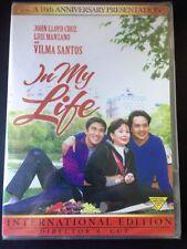 In My Life Filipino Dvd