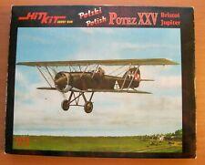 Hit Kit 1/72 Potez XXV w/Bristol Engine #HK009 Short Run plastic model kit