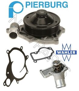 For Porsche 911 Boxster Cayman 83 deg. c Thermostat & Water Pump w/ Gasket OEM