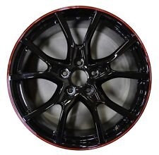 "20"" Honda Civic Type R 2017 2018 Factory OEM Rim Wheel Gloss Black Red Lip 64116"