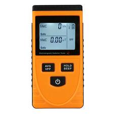 GM3120 Digital Radiation Detector Electromagnetic EMF Meter Dosimeter+ LCD Scrn
