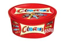 Celebrations Chocolate Tub - 650g