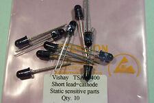 Vishay TSAL6400 Night Vision 5mm 100mW 940nM High power IR LED's Qty 10 New