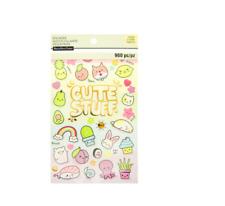 Recollections KAWAII CUTE STUFF PLANNER STICKER BOOK 960 stickers