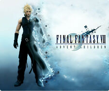 Final Fantasy Advent Children  Cloud Gaming Mouse Pad 1 Free Ship