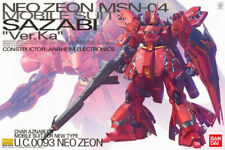 New Bandai MG 1/100 Gundam MSN-04 Sazabi Version Ver. Ka Model Kit *Fast Ship*