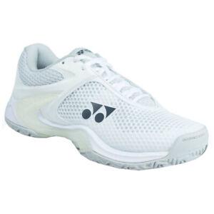 Yonex Eclipsion 2 White-Silver Womens Tennis Shoes