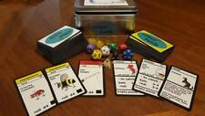 critter fishin card dice game
