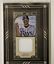 2012 TOPPS  BASEBALL GYPSY QUEEN CHRIS ARCHER PATCH        C4