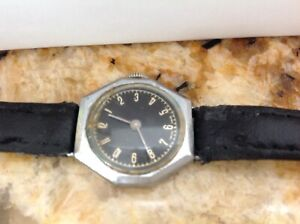 Rolex Pioneer watch. 1920's? Ladies. RARE and highly collectible. Working great!