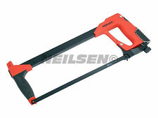 """12 """" 300 Mm Heavy Duty Hand Hack Saw With 2 Blades"""