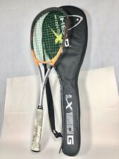 Head Ti Titanium 180g Squash Racquet  - Case IncludedEUC